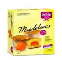 magdalenas briose fara gluten schar