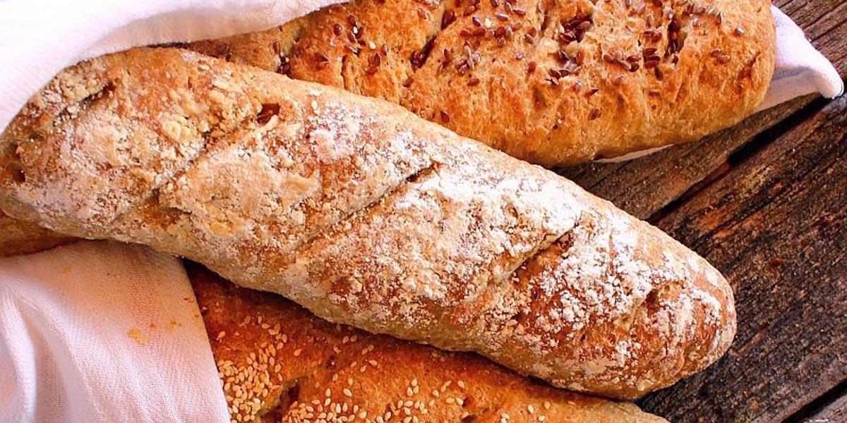 baghete integrale fara gluten