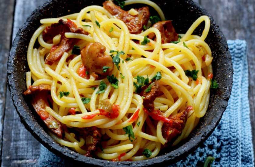 spaghete fara gluten galbiori
