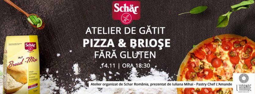 atelier de gatit pizza