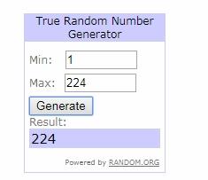 003922-RANDOM.ORG - True Random Number Service