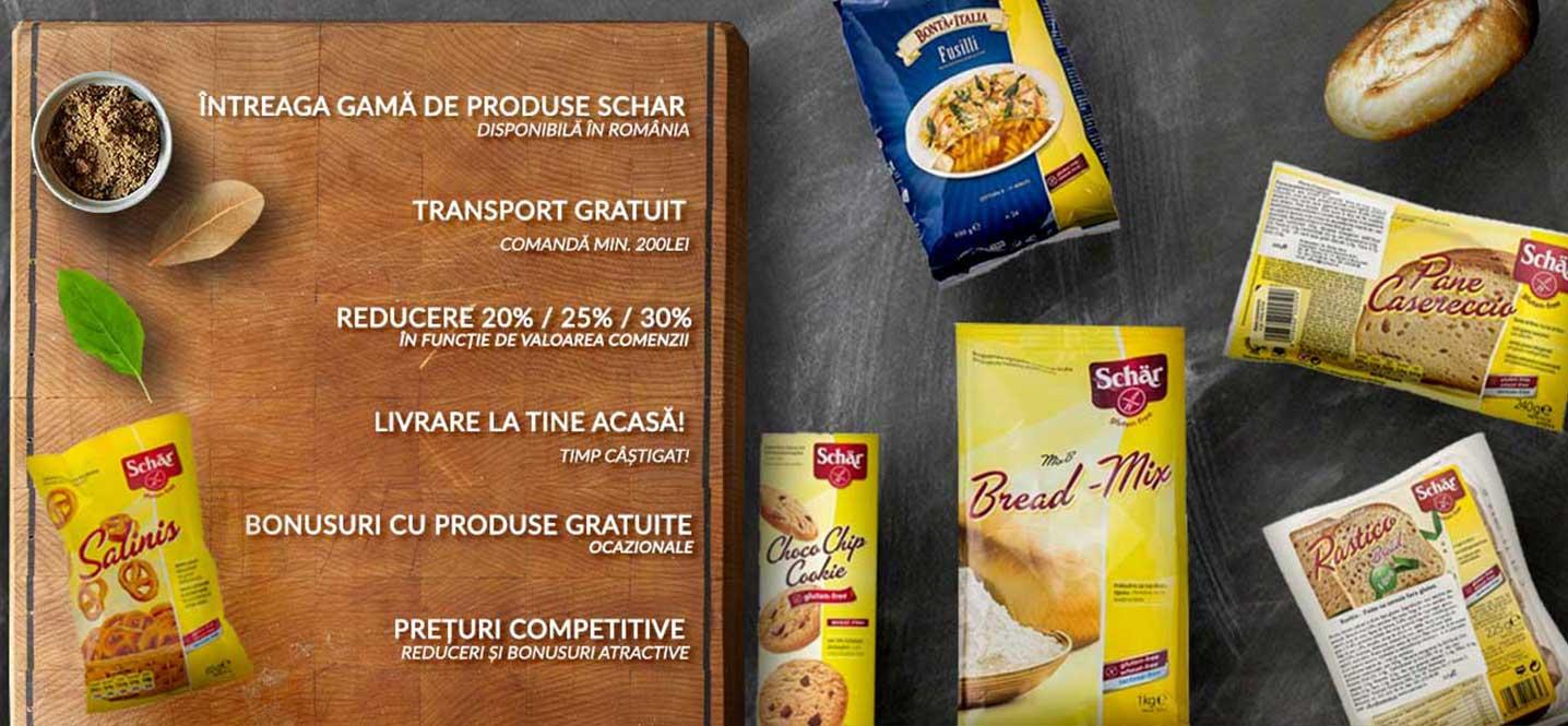 produse fara gluten reduceri