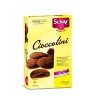 cioccolini biscuiti fara gluten schar
