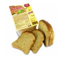 paine fara gluten schar rustico