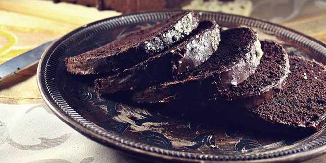 Prajitura cu ciocolata si zucchini (fara gluten)