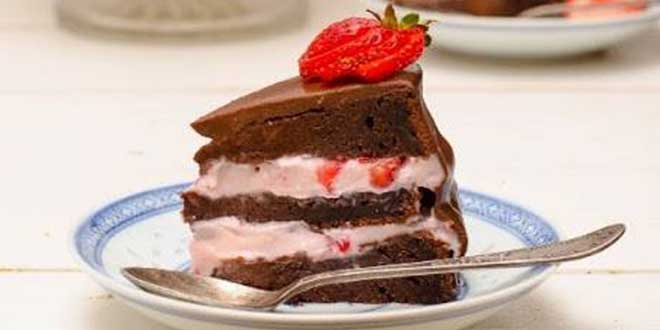 Tort rapid de ciocolata fara gluten