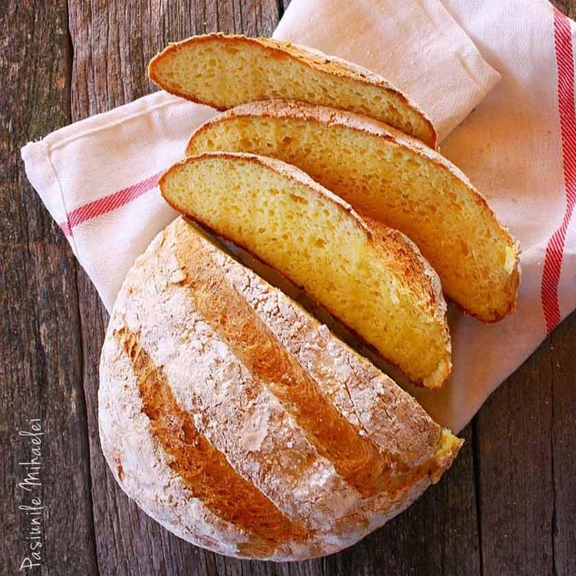 paine taraneasca fara gluten