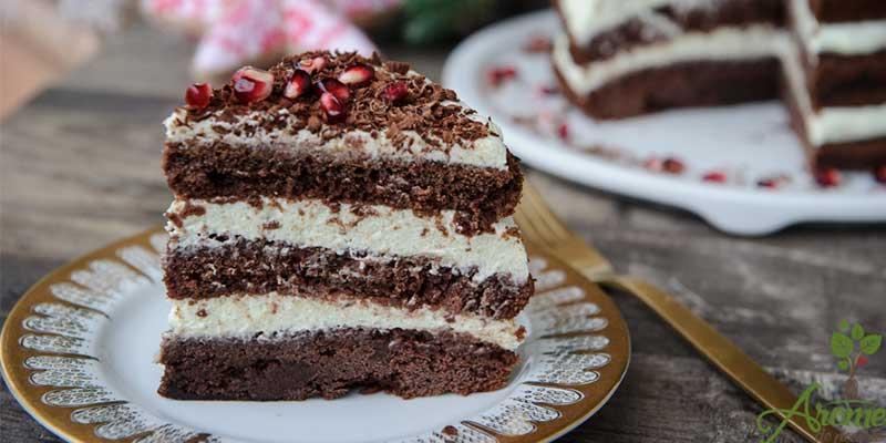 Tort fara gluten-cu-mascarpone-si-menta-10
