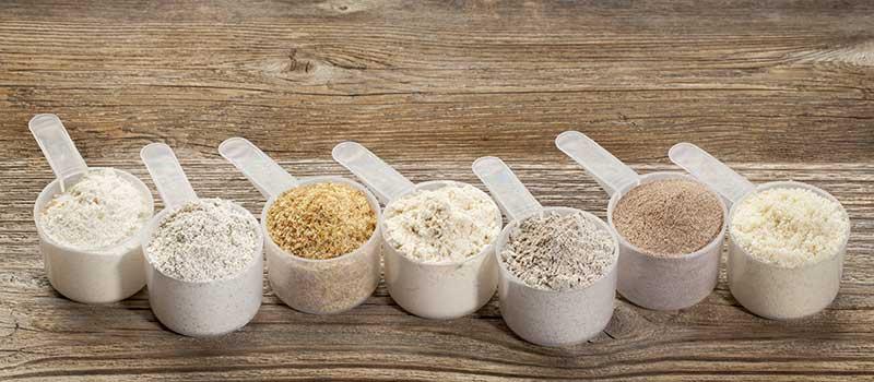 Gatirea corecta a alimentelor in dieta fara gluten faina