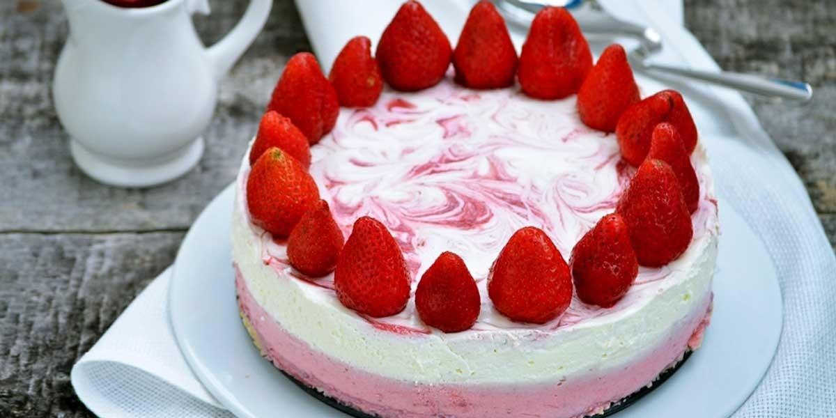 cheesecake-fara-gluten-capsuni