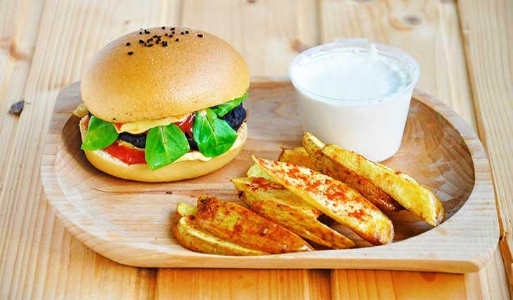burgeri vegani schar