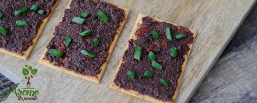Crackers-fara-gluten-cu-pasta-de-masline