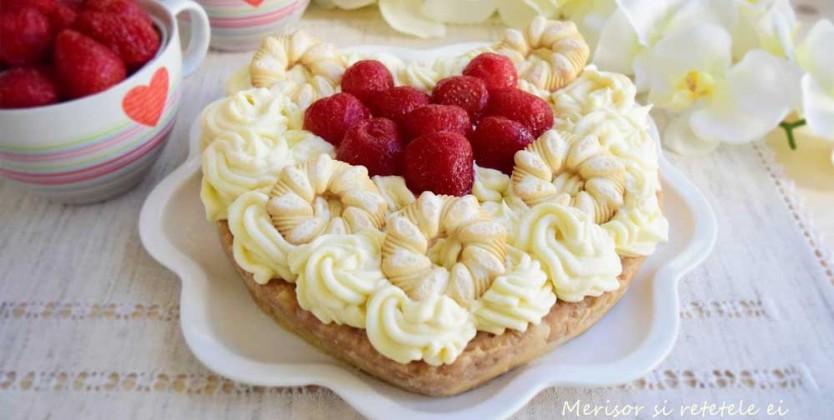 Tort fara gluten cu mere si vanilie
