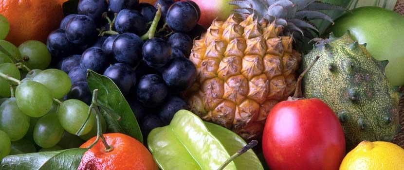 Gatirea corecta a alimentelor in dieta fara gluten fructe