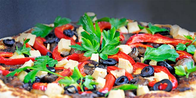 Tarta fara gluten ciuperci legume reteta