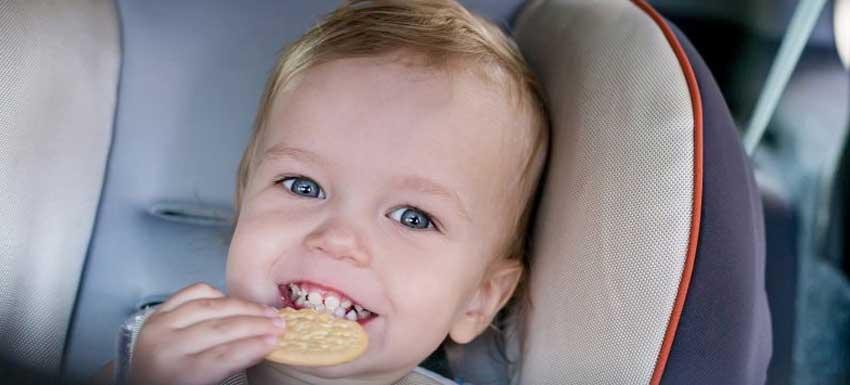 Calatoriile cu masina cu copii ce sufera de boala celiaca