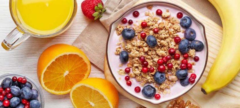 mic dejun pentru copii