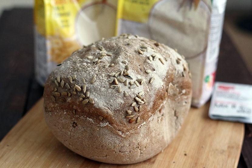 Reteta de paine fara gluten mixta schar
