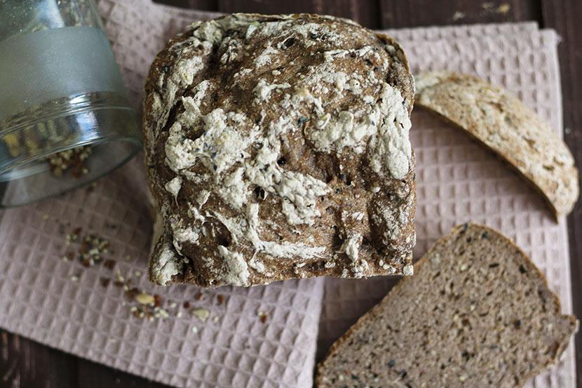 Reteta paine fara gluten integrala schar