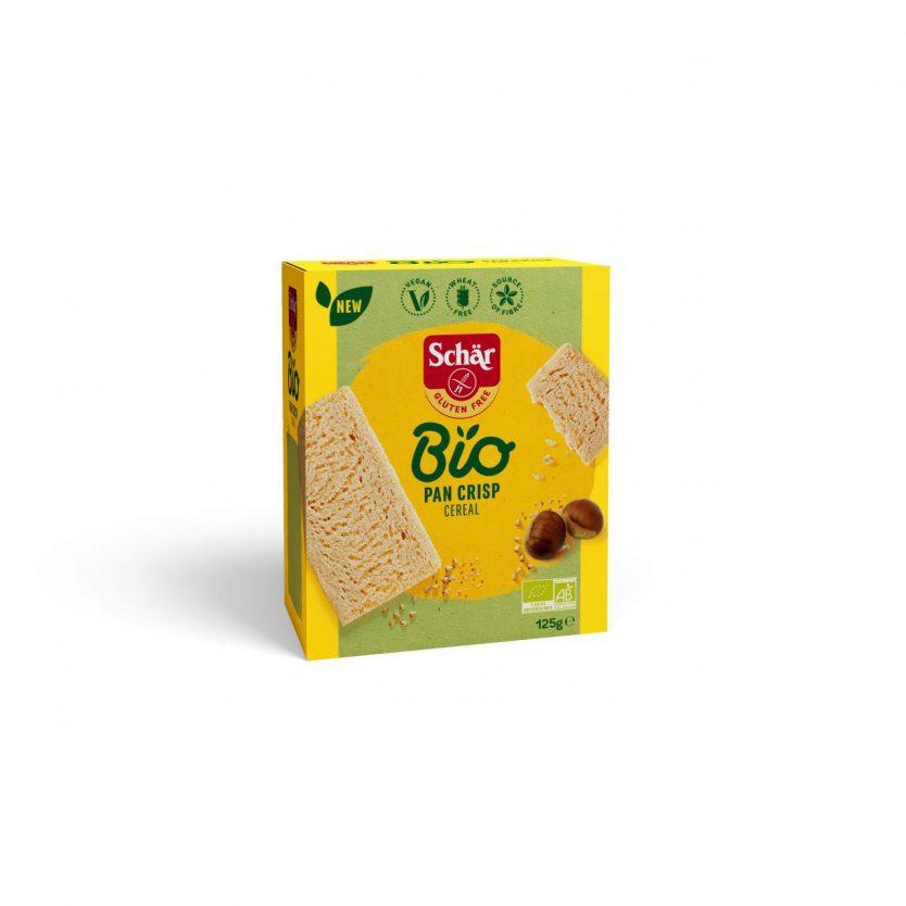 Pan Crisp - Paine crocanta fara gluten ECO - 125g