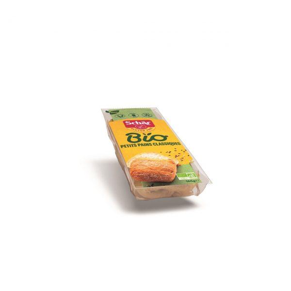 Panini - Chifle ECO albe fara gluten x 165g