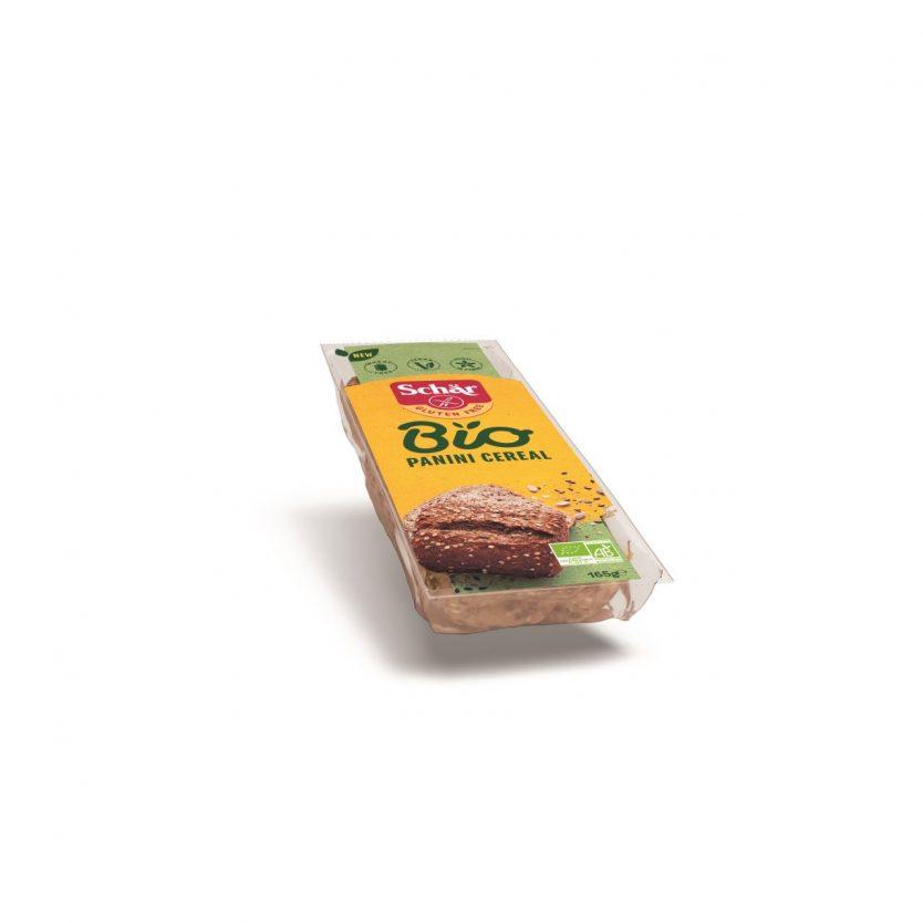 Panini - Chifle ECO multicereale fara gluten x 165g