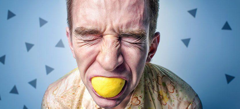 Afte bucale - semnul intolerantei la gluten