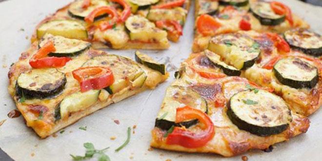 Blat de pizza din conopida