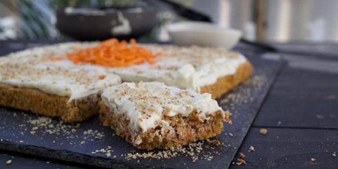 carrot cake prajitura cu morcovi