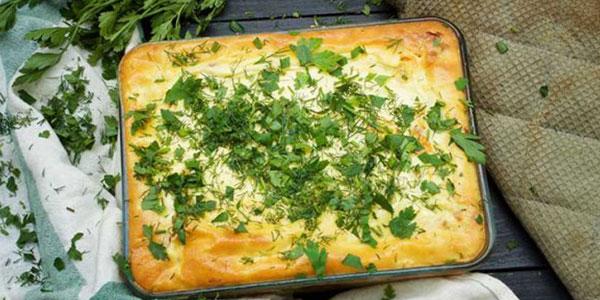 Pastitsio - Paste grecesti la cuptor