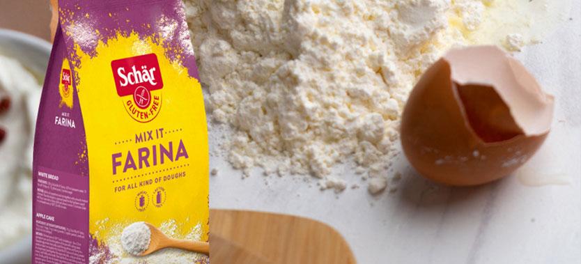 mix it farina